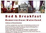 Website Bed and Breakfast